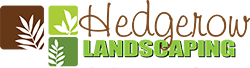 Hedgerow Landscaping Logo